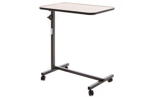 Silver Spring Adjustable Essential Overbed Table