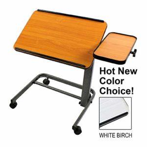 Platinum Health Acrobat Professional Overbed:Laptop Table, Tilting Mast