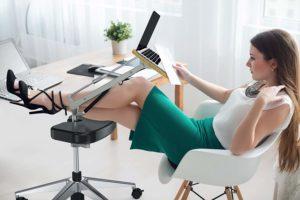 RoomyRoc-Adjustable-Tabletop-Footrest-Computer